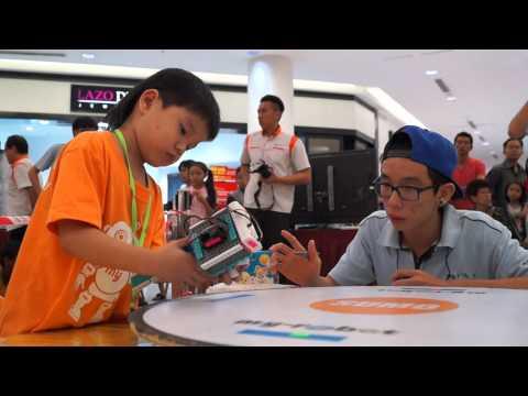 Batu Pahat Johor Malaysia Master Mind Educational International Youth Robotics Competition v009