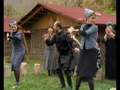 რაჭული ცეკვა - Dance rachuli