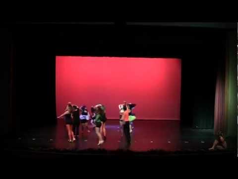 """Nightmare"" Skyline College Informal Fall Dance Show 2012"