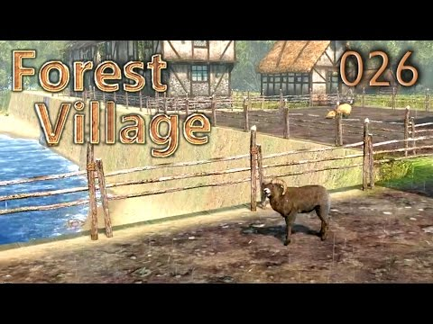 LIFE IS FEUDAL: FOREST VILLAGE #026 ★ Alle Tiere tot? o.O [Deutsch | German | Twitch]