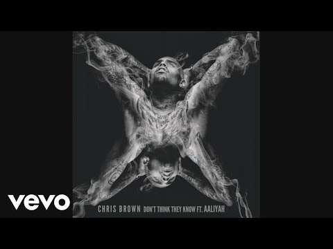 Chris Brown - Don't Think They Know (Audio) ft. Aaliyah