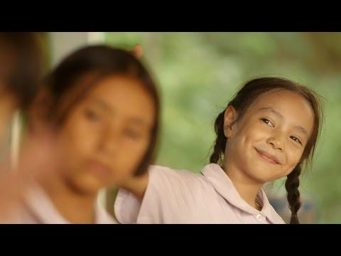 """""""นางรำ"""" (Traditional Thai dance)  หนังสั้นสร้างแรงบันดาลใจ โครงการสานรัก"""