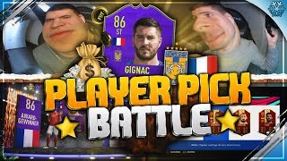 FIFA 19: POTS GIGNAC Player Pick Battle 😲😍