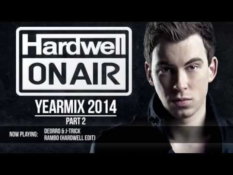 Hardwell On Air 2014 Yearmix Part 2 video