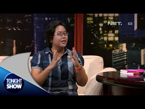 Tonight Show - Trinity Berbagi Cerita Tentang Traveling