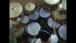 Glória - Eliana Ribeiro - Drum Cover