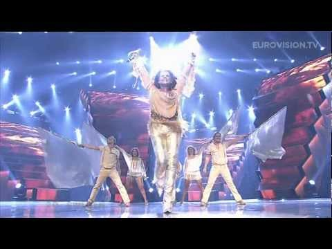 Carola - Invincible (Sweden) 2006 Semi-Final klip izle