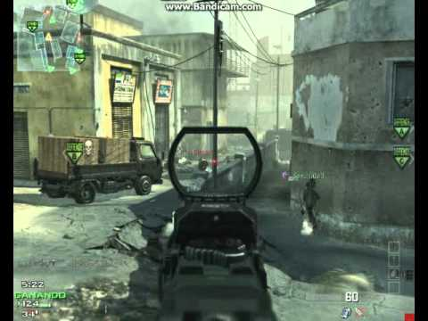 Call of duty MW3 online Multiplayer ESPAOL