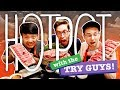 SPICY A5 Wagyu Beef HOTPOT With The TRY GUYS! NOODLE DANCE in...