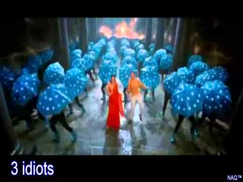 3idiots - Zoobi Doobi (song) video