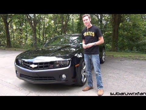 Review: 2010 Chevrolet Camaro RS V6