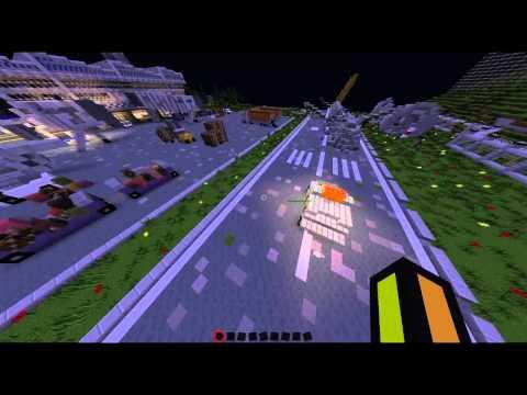 НОВ СЪРВЪР на minecraft Zombie Apocalypse IP: terranovaplay.no-ip.org 1.7.2