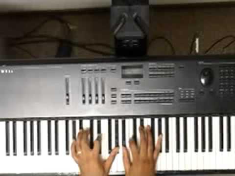 I Choose To Worship Tutorial Pt.1 (wes Morgan) video