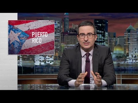 Last Week Tonight with John Oliver: Puerto Rico (HBO)