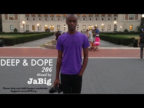 Soulful House Mix by JaBig - 2013 Deep New York Summer Lounge Music - DEEP & DOPE 206