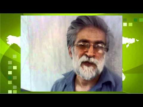 گزارش -  سخنان احمد قابل در بیمارستان رضوی مشهد