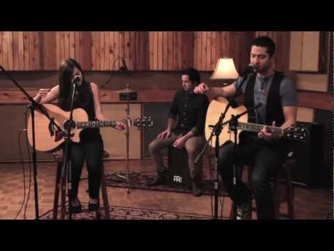 Just A Kiss - Lady Antebellum (cover) Megan Nicole And Boyce Avenue video