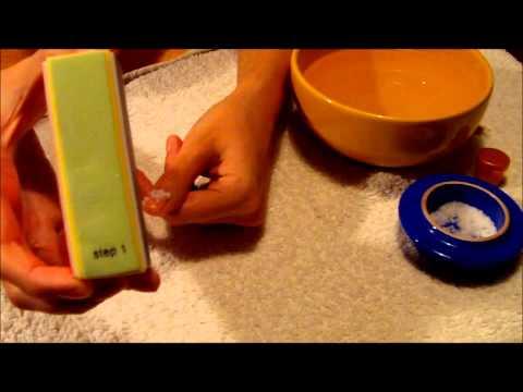 Воск для ногтей в домашних условиях