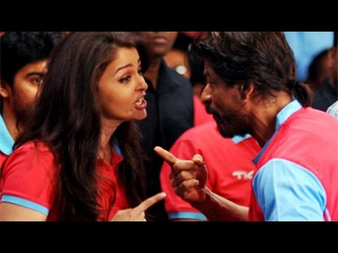 Aishwarya Rai & Shahrukh Khan Bond  Kabaddi Inaugural Match | Latest Bollywood Gossip 2014 | video