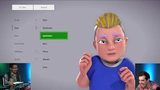 Breakfast 'N' Ben - 10/18/2018 - Xbox One Avatars!