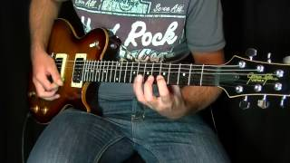 FooFighters - The Pretender - Guitar Cover