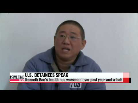 American detainees urge Washington to secure their release from North Korea   북한