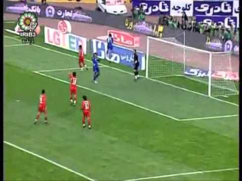 Alireza Haghighi is the goalkeeper of Persepolis F.C. He is also currently the second keeper of Team Melli Iran, behind Mehdi Rahmati.
