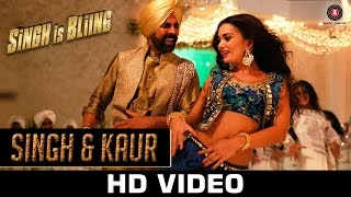 Singh & Kaur - Singh Is Bliing | Akshay Kumar, Amy Jackson | Manj Musik, Nindy Kaur & Raftaar
