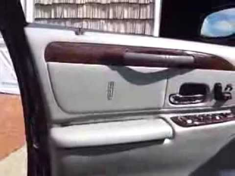 power door lock fix lincoln town car youtube. Black Bedroom Furniture Sets. Home Design Ideas