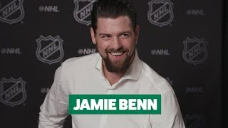 What's in the Box: Jamie Benn