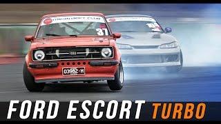 Ford Escort turbo drifter