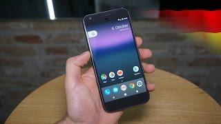 Google Pixel XL Hands On [German - deutsch]
