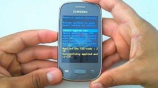 Hard Reset Samsung Galaxy Pocket Neo Duos GT-S5312B, Plus GT-S5310B Como Formatar, Desbloquear,