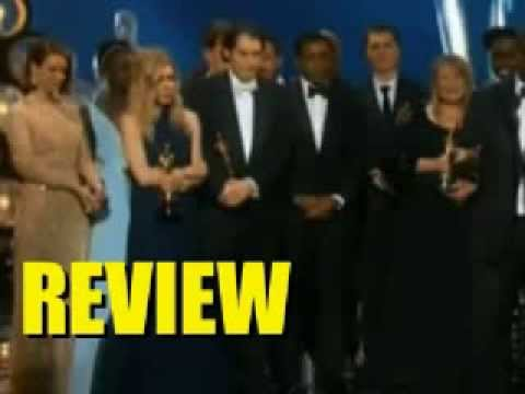12 Years a Slave Wins Oscars Academy Awards 2014 - Acceptance Speech