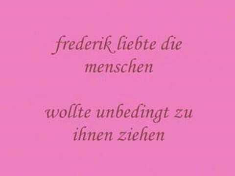 Wohlstandskinder - Frederik