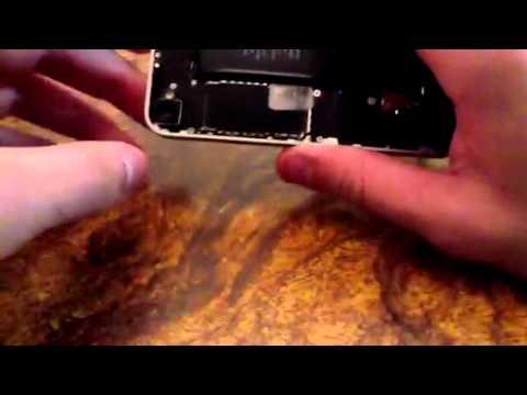 iPhone 4 water damage repair (results)