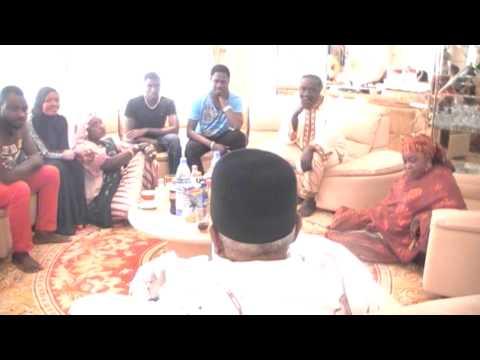 Fati Niger, Ali Nuhu, Adam A. Zango Da Fantimoti A Gidan Alh video
