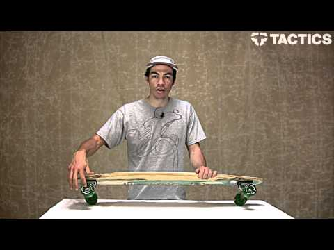 Sector 9 Mundaka Bamboo 42 Inch Complete Longboard Review - Tactics.com