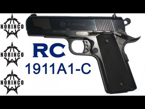 2012 Norinco 1911A1 Commander