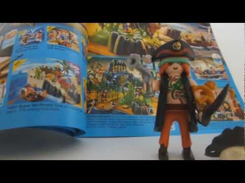 Playmobil Pirate 2012 American International Toy Fair Exclusive and