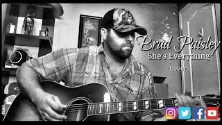 Download Lagu BRAD PAISLEY - SHE'S EVERYTHING cover by Stephen Gillingham Gratis STAFABAND