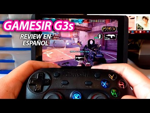 GAMESIR G3s Gamepad Android/PC/PS3 Review en Español