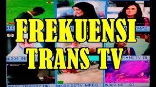 Frekuensi Trans Tv Agustus 2017
