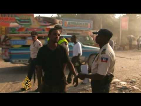 Haiti battles growing crime wave