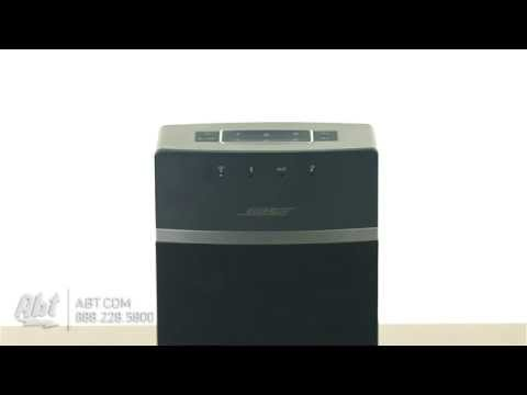 Bose SoundTouch 10 Series Wireless Music System 731396-1100 - Overview