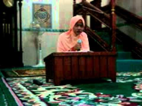 Ustadzah Nur Khalidah, Haflah Tilawatil Qur'an Di Banjarmasin 2010 video