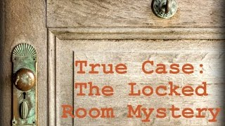 True Unsolved Crime - The Locked Room Mystery - 1929