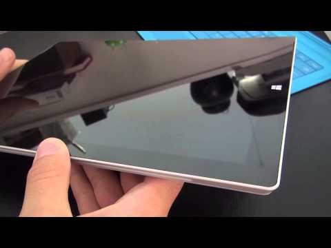 Test de la Surface Pro 3 : une tablette idéale pour un ordinateur portable