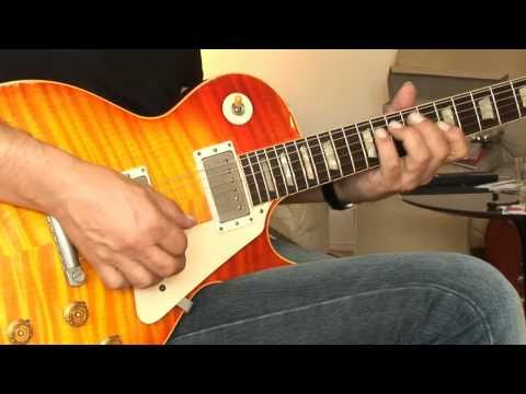 2003 Gibson Les Paul 59 Reissue Dave Johnson Historic Makeover Part2