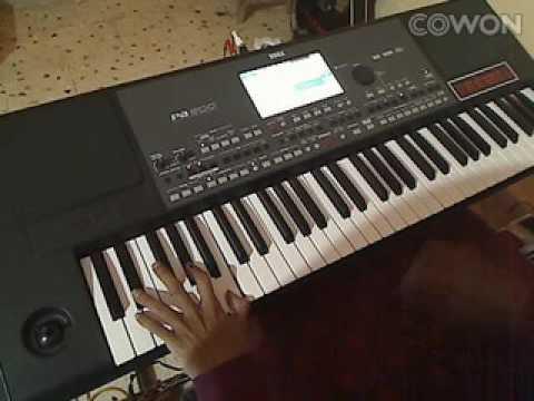 Natrang ,Keyboard covered By Bhavesh